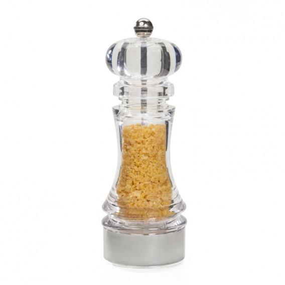 Salt with Saffron and Orange, round grinder 80g
