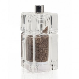 Salt with Coffee and Lemon , square grinder 30g