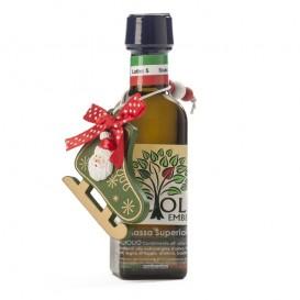 Z0  Braciolio Bottiglia 100ml Confezione Natale