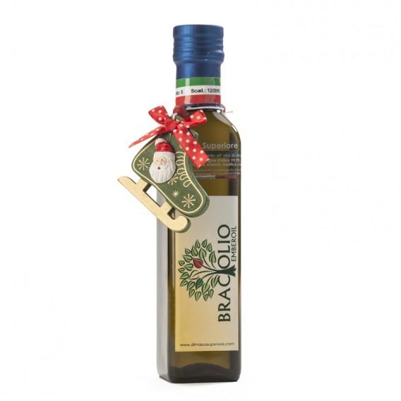 Braciolio Bottiglia 250ml Confezione Natale