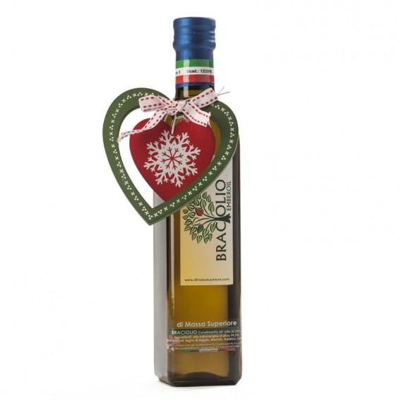 Braciolio Bottiglia 500ml Confezione Natale