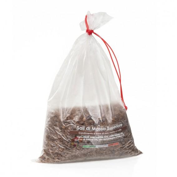 Salt with Coffee and Lemon , bag 250g