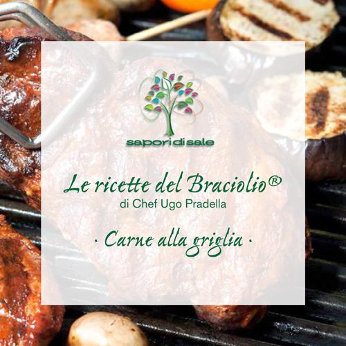 Book Ricette Carne alla Griglia
