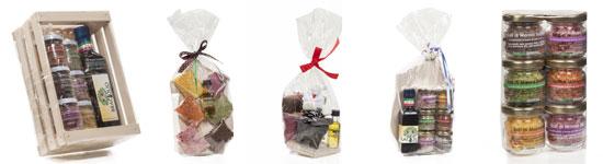 Set confezioni Sapori di Sale