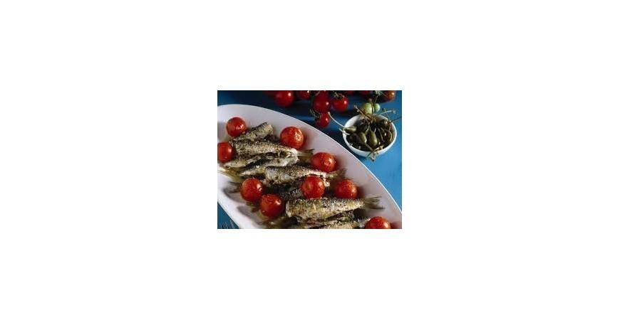 Speciale Grigliata di Pesce: Sarde alla Siciliana