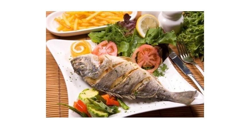 Speciale Grigliata di Pesce: Orata alla Griglia