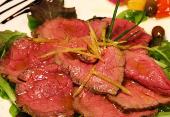 Ricetta Roast Beef freddo